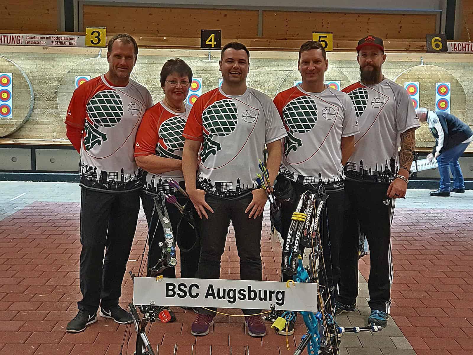LIGA 2019/2020 Bayernliga Süd Compound 3.Wettkampftag