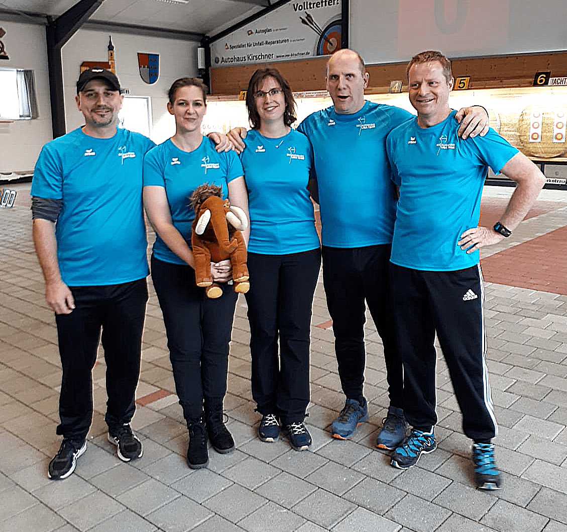 LIGA 2019/2020 Oberliga Südwest Recurve – 3. Wettkampftag Langenpreising