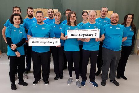 LIGA 2019/2020 Bezirksliga Recurve 1. Wettkampftag
